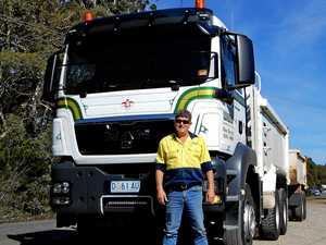 Tassie Truckin': Lester Townsend