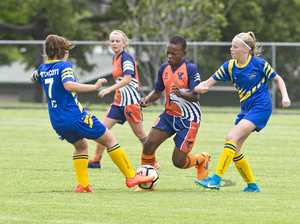Young Hawks show why football is the beautiful game