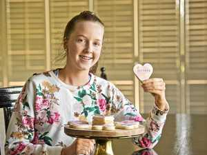 Toowoomba teen creates tasty cookies for mothers