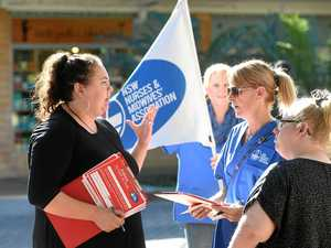 Nurses, midwives call for ratios for 'safer' hospital care