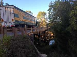 Coondoo Bridge a perfect symbol of Gympie's funding need