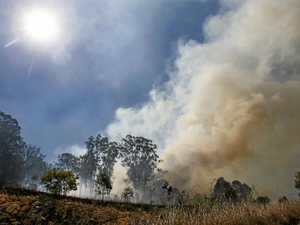 Warning for drivers as smoke set to hit Bruce Highway