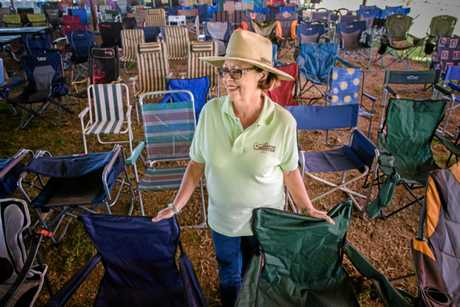 Clarence Valley Country Music Muster organiser Wendy Gordon