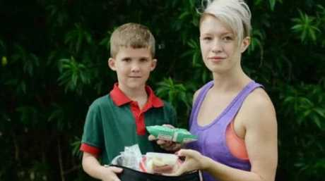 Rocky missed out on his treats last Friday and his mum Danyelle is not happy. Source: Courier Mail