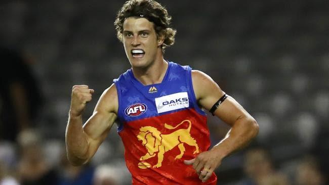 Brisbane young gun Jarrod Berry.