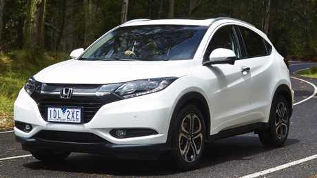 Supplied Cars Honda HR-V (2015). Photo: Supplied