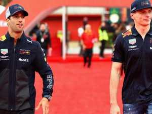 Ricciardo's prickly Red Bull omission
