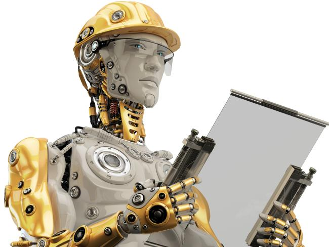 In the future, your job could involve creating personalities for robots. Picture: iStock