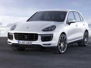 Porsche's petrol-electric Cayenne puts diesel on back burner