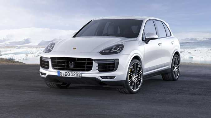 Porsche's petrol-electric Cayenne puts diesel on back burner
