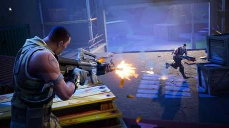 Fortnite is the most played game on the internet.
