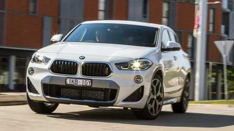 BMW X2: More style statement than practical hatch