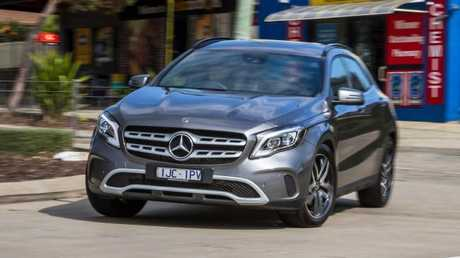 Mercedes GLA: Creature comforts but not too eager on the road