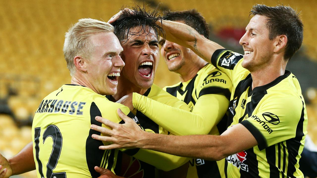 Wellington Phoenix could be playing some of their home games in Sydney.