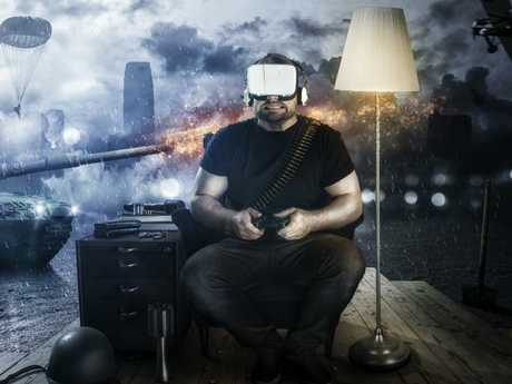 Fancy a job as a virtual worlds entertainment producer? Picture: iStock