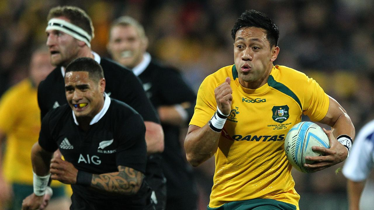 Christian Lealiifano has put himself in the running to play for Australia again.