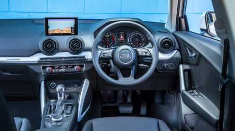 Q2: Intuitive control panel, steering is light but precise
