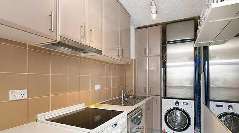 Bizarre design choice in Sydney apartment baffles renters. Picture: rent.com.au