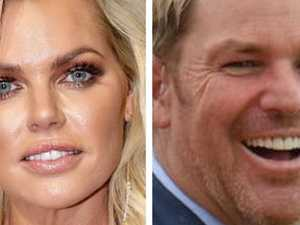Sophie Monk's secret hookup with Warnie