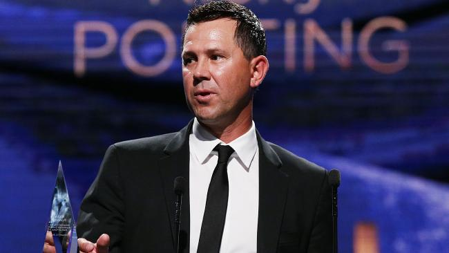 Ricky Ponting is a big domino to fall in cricket's TV wars.