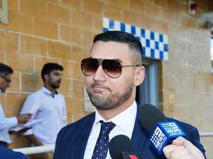 Salim Mehajer back behind bars