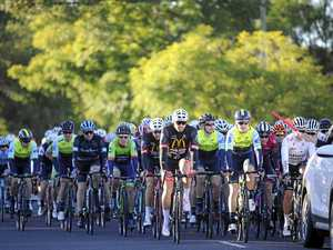 MATTER OF MILLIMETRES: Elliott strikes to win Cycle Classic