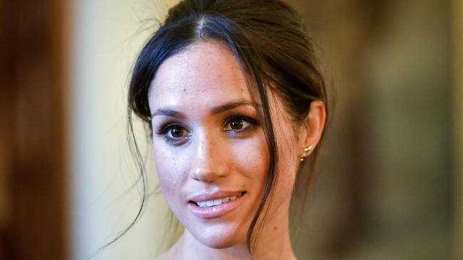Meghan Markle is the subject of a letter written by her half-brother, who is pleading with her to forgive him and invite him to the royal wedding. Picture: AFP/Ben Birchall