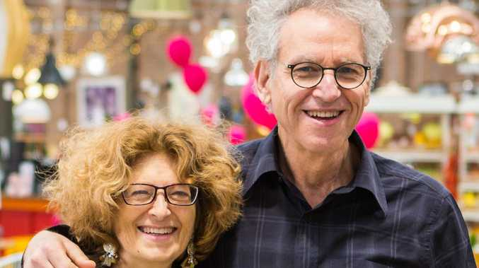 Matt Blatt founders Adam and Deborah Drexler would have lost everything if they listened to the advice of their accountant in 2000. Picture: Supplied