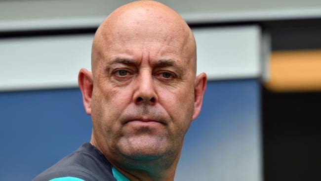 Is Darren Lehmann milking Australian cricket's crisis? (AFP Photo)