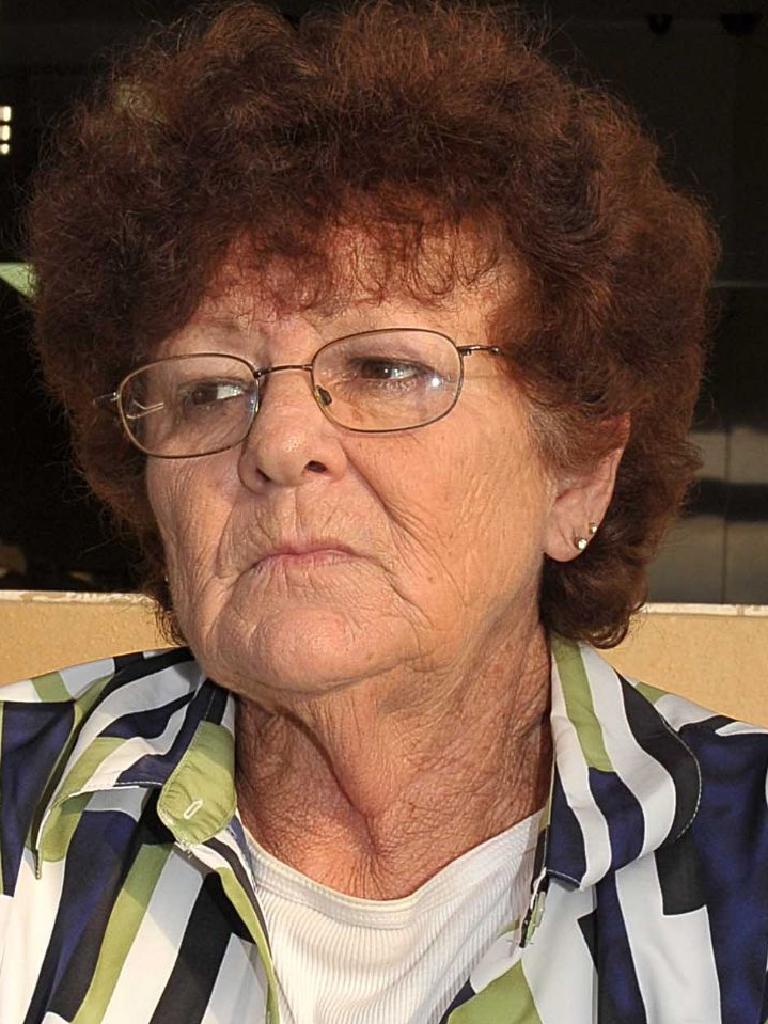 Bryan Hodgkinson's sister Doris Hillier. Picture: Paul Beutel