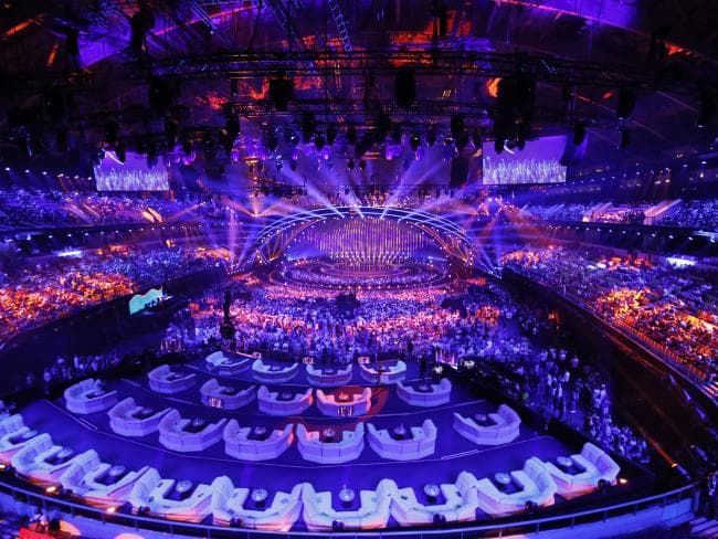 The second Semi-Final of Eurovision 2018, Altice Arena in Lisbon. Picture: Andres Putting