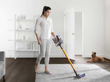 The Dyson V10 showed me what kind of house I was really living in.