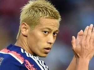 Japanese star may be recruited into the A-League