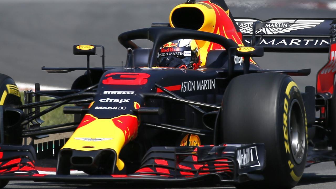 Daniel Ricciardo shapes as a real threat in Monaco.
