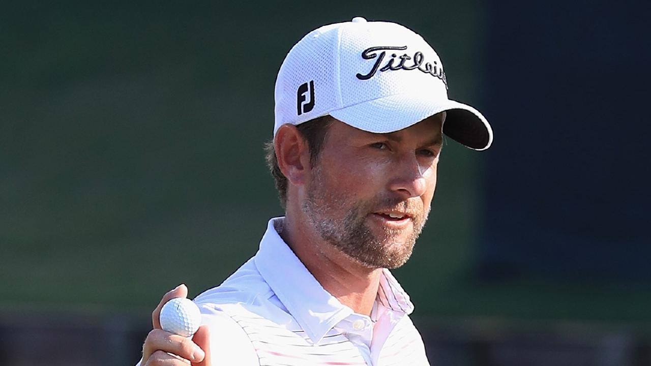 Webb Simpson wrapped up the Players Championship.
