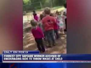 Horrific reason 4yo was pelted with rocks