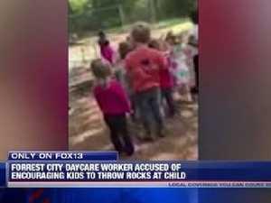 Horrific reason 4yo was pelted with rocks