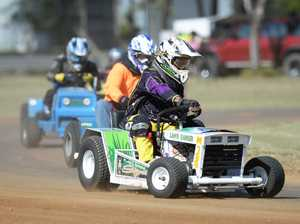 Mower Racing at Yaamba