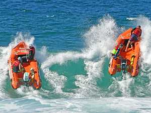 IRB series roars into action at Alexandra Headland