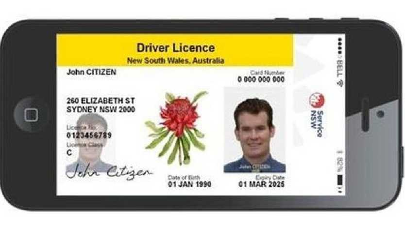 NSW Digital Driving Licences will roll out soon.