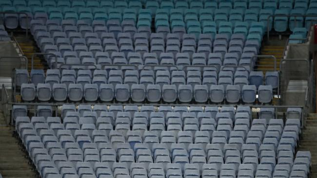 What sort of crowd will turn up to ANZ Stadium on Friday?
