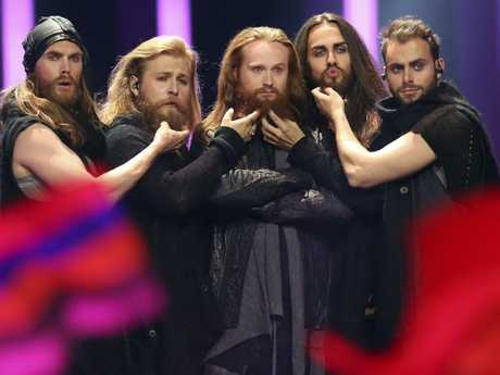 Conchita Wurst's influence can still be felt to this day. Picture: AP