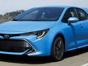 New Toyota Corolla styling stirs 'em up