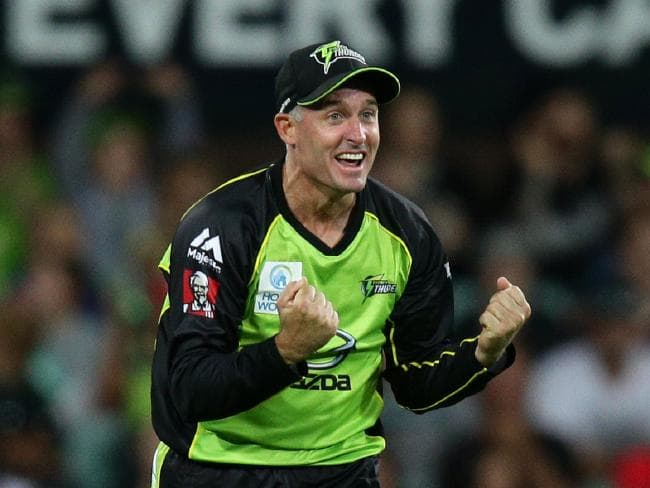 Mike Hussey will be back on the airwaves.