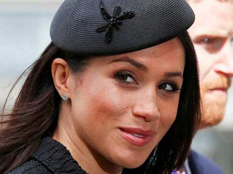 """Mr Rex described Ms Markle as """"kind of a square"""". Picture: AFP"""