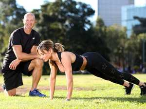 Aussie fitness star's biggest secret to lose weight