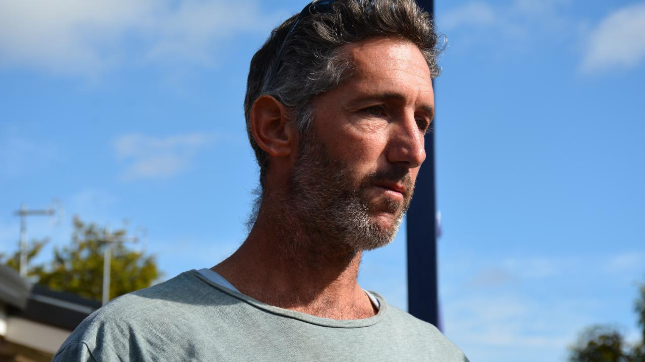 The shattered father of the four children killed in the Margaret River family shooting has spoken out.