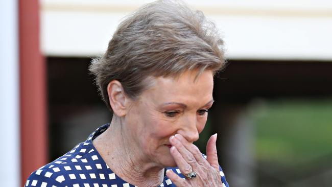 Jane Prentice loses her preselection for the seat of Ryan. Picture: Annette Dew