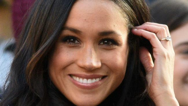 Former porn star claims Meghan Markle dumped him over garlic breath. Picture: AFP