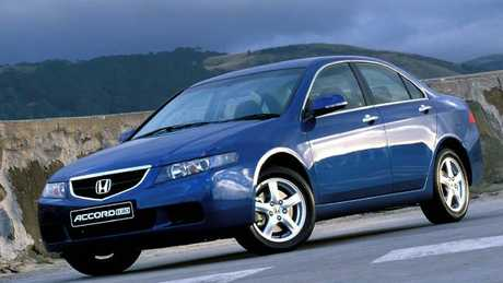2005 Accord: Honda persisted, airbag was replaced